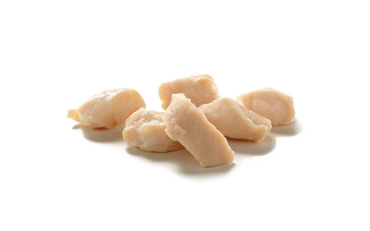 Cooked Chicken Innerfillets Chunks
